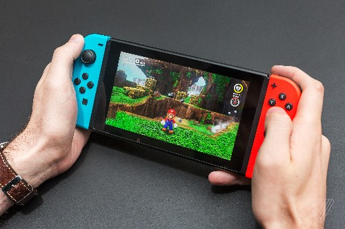 Nintendo starts producing new Switch models outside China to fend off trade war