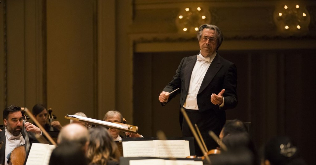 CSO's Riccardo Muti looks to reopen Chicago's classical music scene; seeks increased diversity in the industry