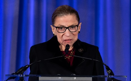 Ruth Bader Ginsburg probably just dealt a fatal blow to the Equal Rights Amendment