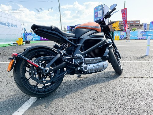 Harley-Davidson's LiveWire is more electric motorcycle than I'll ever need