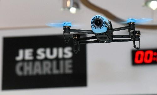 Paris has a drone problem
