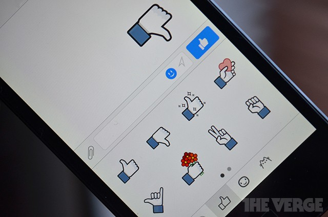 Facebook finally launches 'dislike,' but only for Messenger