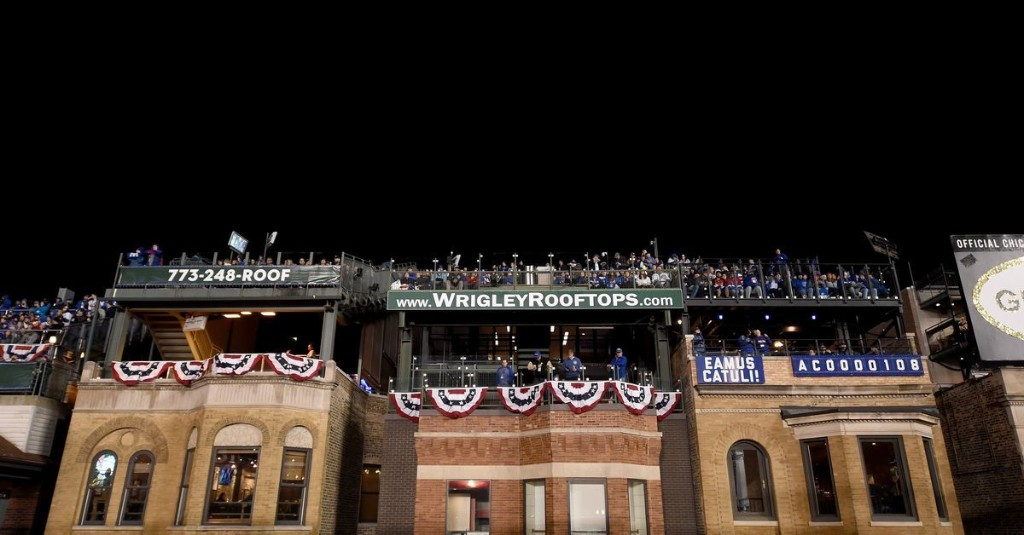Report: Wrigley rooftops to be open for business for Cubs home games this season