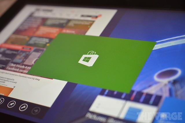 New Windows 8.1 leak includes 'Metro' file explorer and improved multitasking