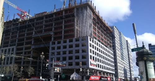 SF orders construction sites to shut down
