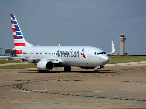 American Airlines cancels Boeing 737 Max flights through November