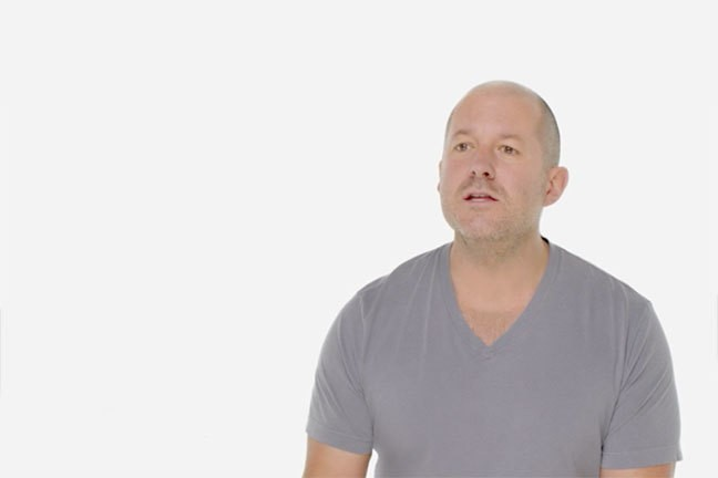 Apple's Jony Ive discusses iOS 7 in rare interview, but says he'd 'like to design cups'