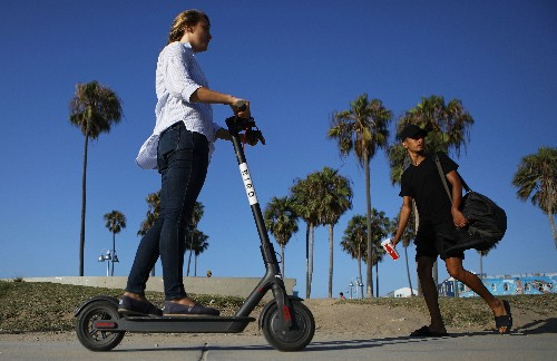 The electric scooter craze is officially one year old — what's next?