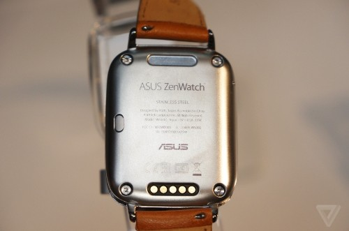 Asus will launch its stylish ZenWatch on November 9th for $199
