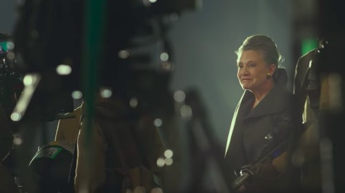 The Last Jedi gets a healthy helping of behind-the-scenes footage