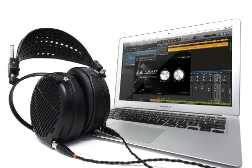 Audeze's $2,995 LCD-MX4 are audiophile headphones you can power with your laptop
