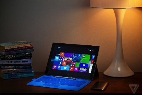 Microsoft investigating significant Surface Pro 3 battery issues