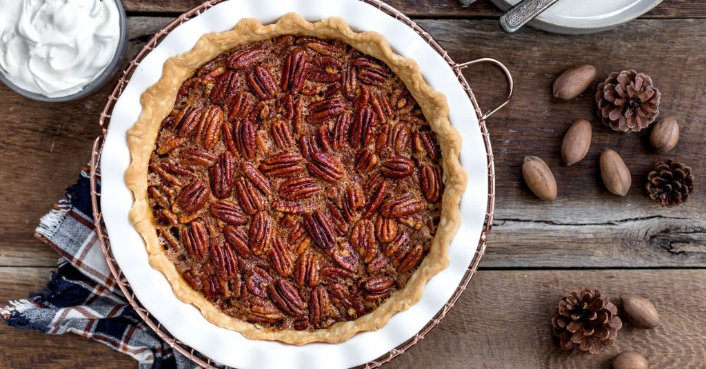 Menu planner: No Thanksgiving is complete without pecan pie