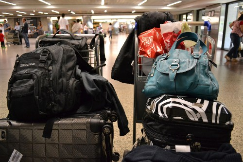 Samsung and Samsonite team up to create satellite-tracked suitcases