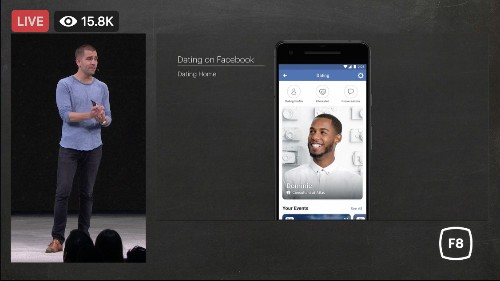 Facebook could beat Tinder just by getting users to meet in real life