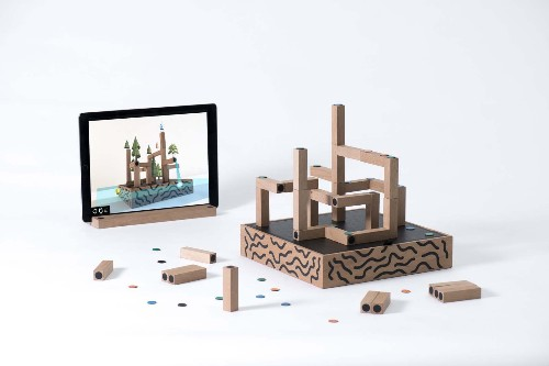 Koski is like Lego with augmented reality, but more fun than that sounds