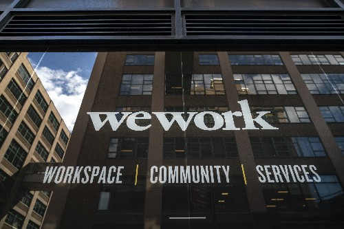 The WeWork CEO's outsize power is one reason the company is imploding