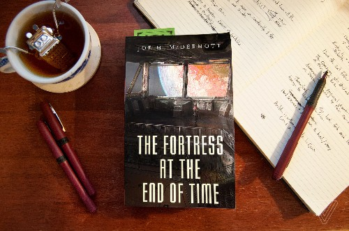 Fortress at the End of Time is a brilliant throwback to classic science fiction