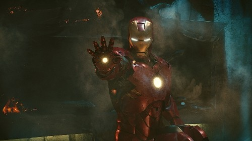 Indie outfit hopes to mass-produce Iron Man armor with crowdfunding