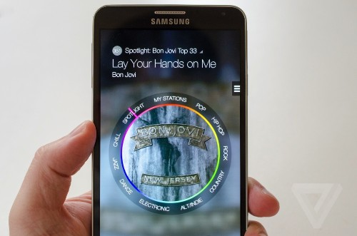 Samsung takes another crack at streaming radio with Milk