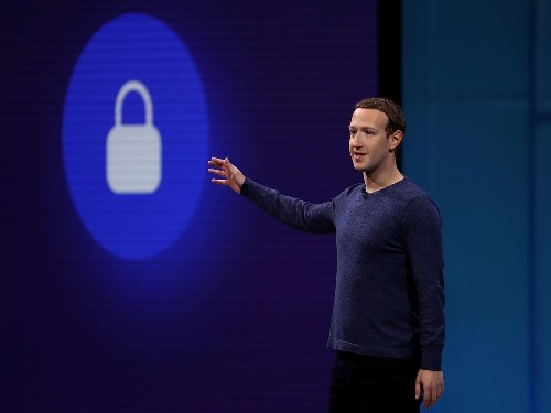 Mark Zuckerberg believes Facebook's future is private messaging