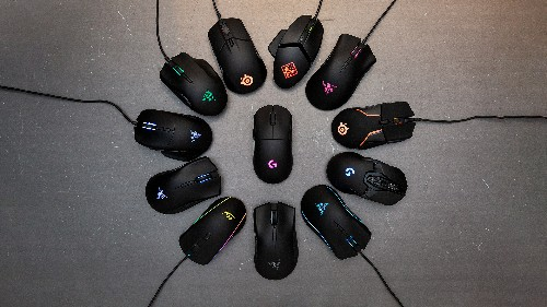 The best wired or wireless gaming mouse you can buy
