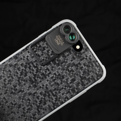 These dual-lens clips let you change both iPhone 7 Plus cameras