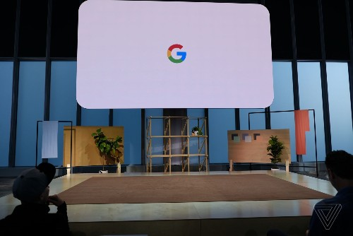 Live from Google's Pixel 4 event