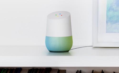 Google Home: a speaker to finally take on the Amazon Echo