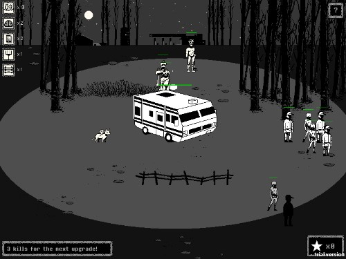 Play this: 'The Walking Dead' turns into a strategy game for your browser