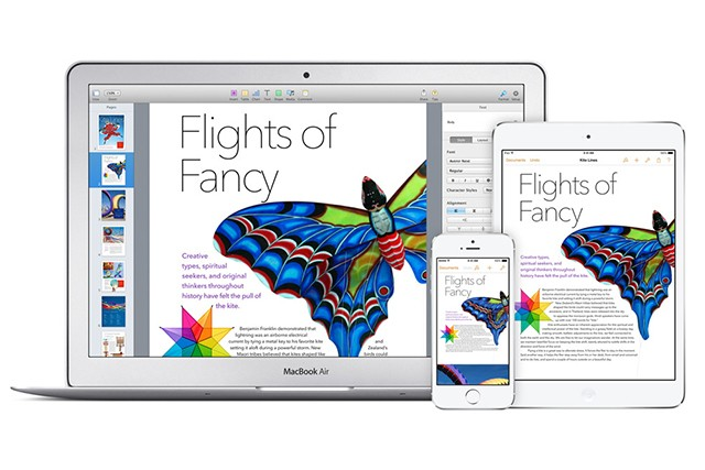 Apple's stripped-down iWork suite is free, but there's a cost