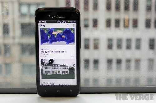 Digg releases Android app with Digg Reader integration