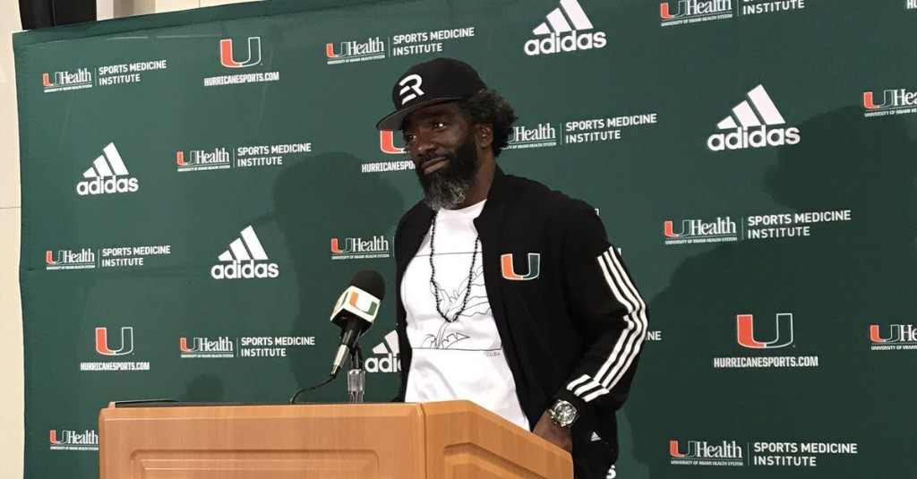 Ed Reed's Role at The U
