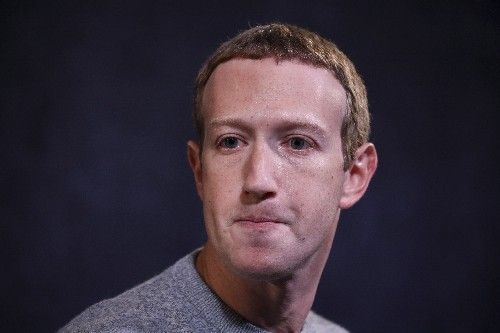 One of Mark Zuckerberg's notebooks detailed 'dark profiles,' which would let people make Facebook profiles for their friends