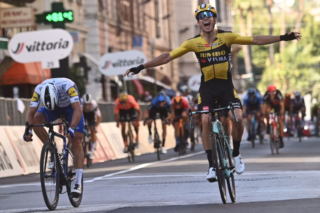 What got confirmed in this week's cycling