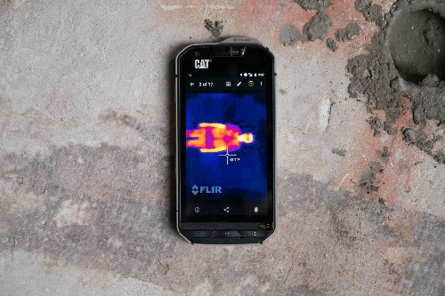 Cat S60 review: a rugged phone that can see in the dark