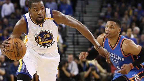 Returning to OKC Won't Be All Business for Kevin Durant