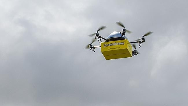 Zookal will deliver textbooks using drones in Australia next year