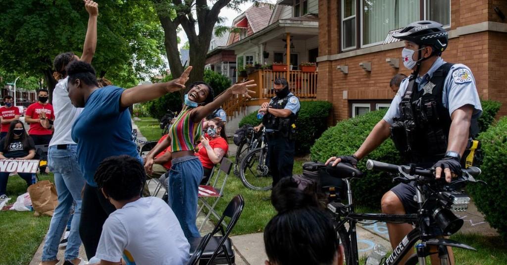 3 of 4 people arrested at CPS are Black even as arrests plummet