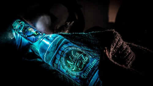 Fallout's Nuka-Cola Quantum soda is coming to life — minus the radioactive stuff