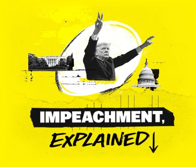 The impeachment of Donald Trump, explained