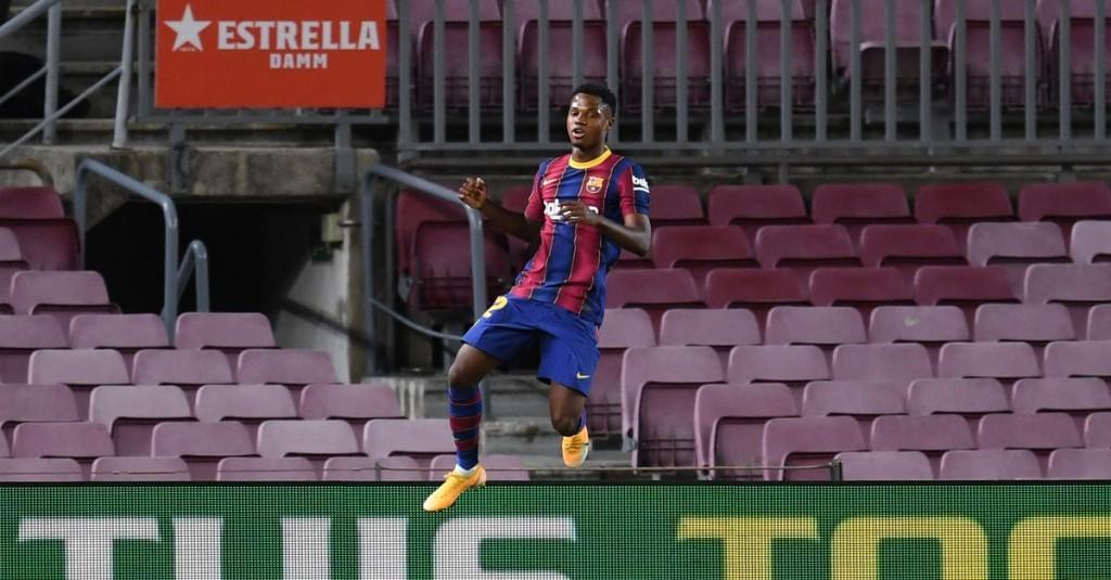 Ansu Fati helps the Koeman era at Barcelona get off to a flyer
