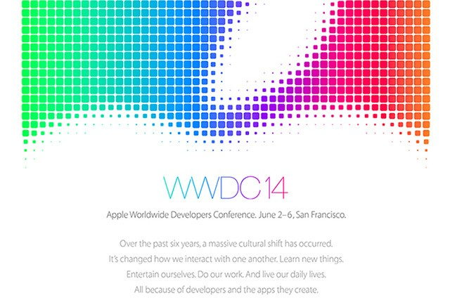 Apple's Worldwide Developers Conference starts on June 2nd