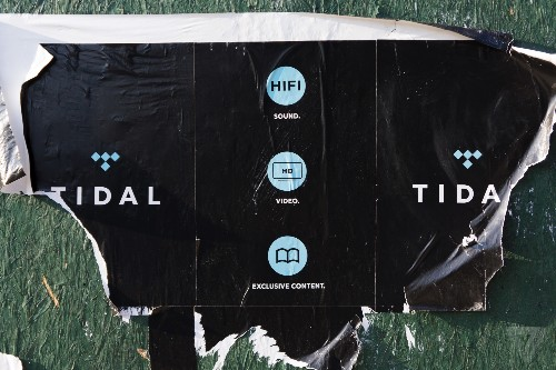 Tidal is still great, except for all the nonsense