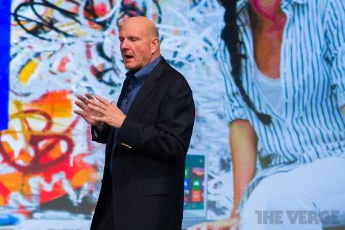 Here's Steve Ballmer's full goodbye letter to Microsoft