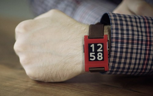 Pebble has sold over 400,000 smartwatches