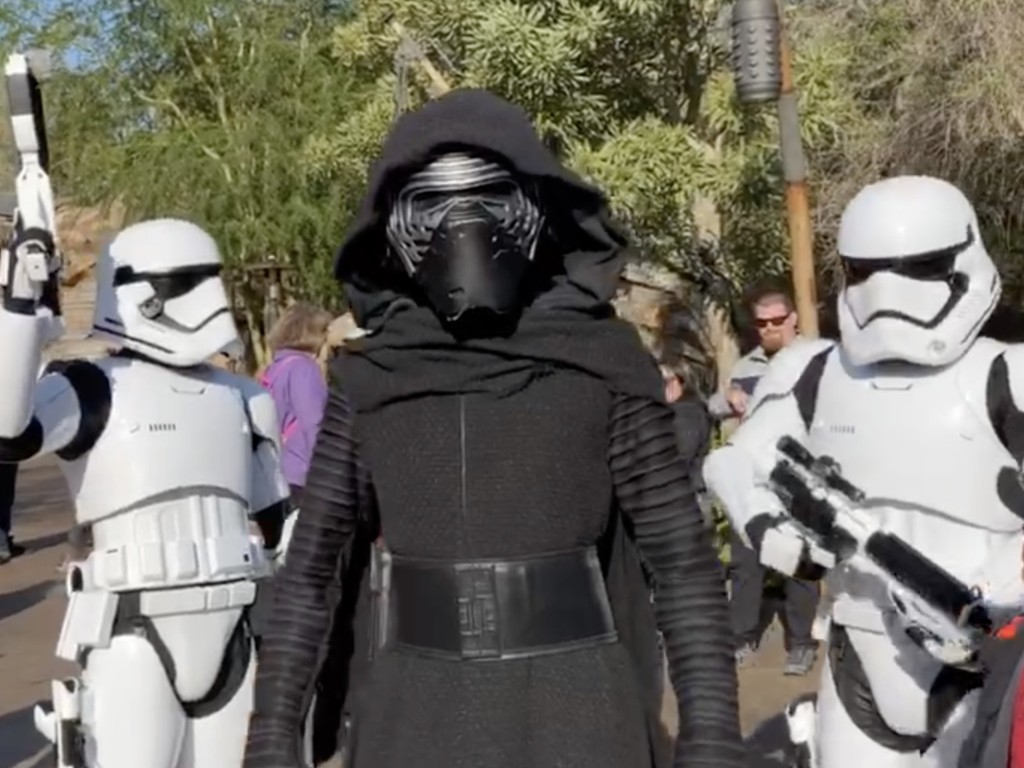 Stormtroopers from 'Star Wars' are invading Disney Springs