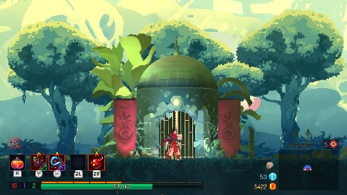 Dead Cells' The Bad Seed expansion has sucked me back into the abyss