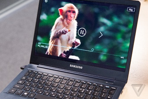Samsung's fanless ATIV Book 9 laptop will be available on March 1st