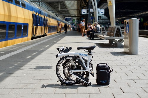 Brompton Electric bike review: remarkably practical